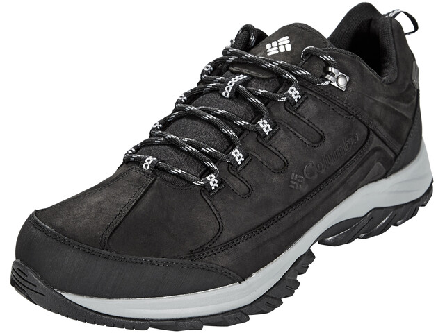 Columbia Terrebonne II Outdry Shoes Men Black/Steam
